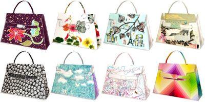 Hermes kelly bag papercrafts