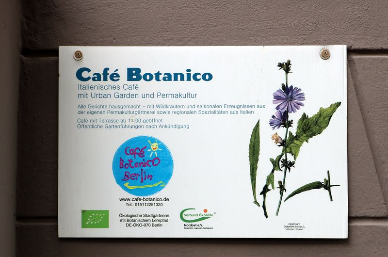 Cafe Botanico Berlin