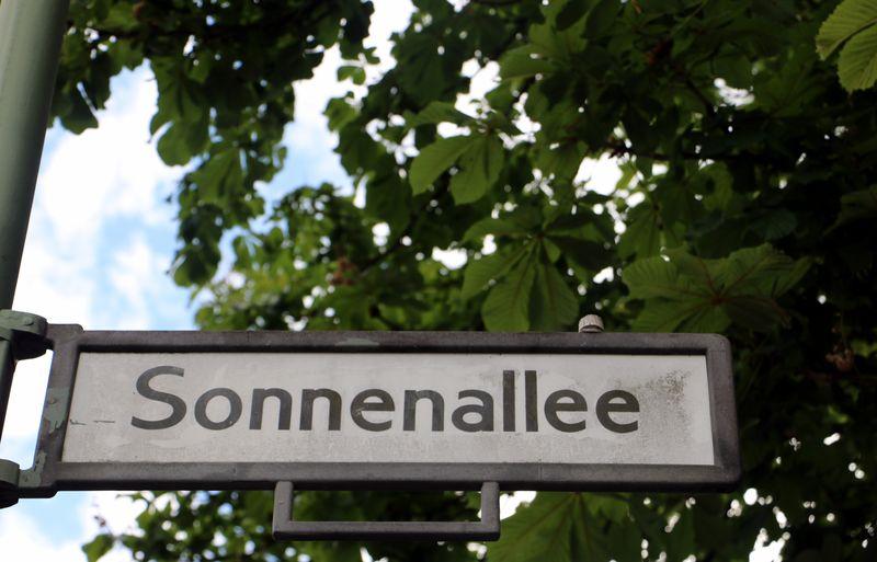 Sonnenallee Berlin