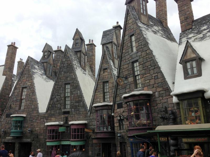 Universal Studios The Wizarding World Of Harry Potter