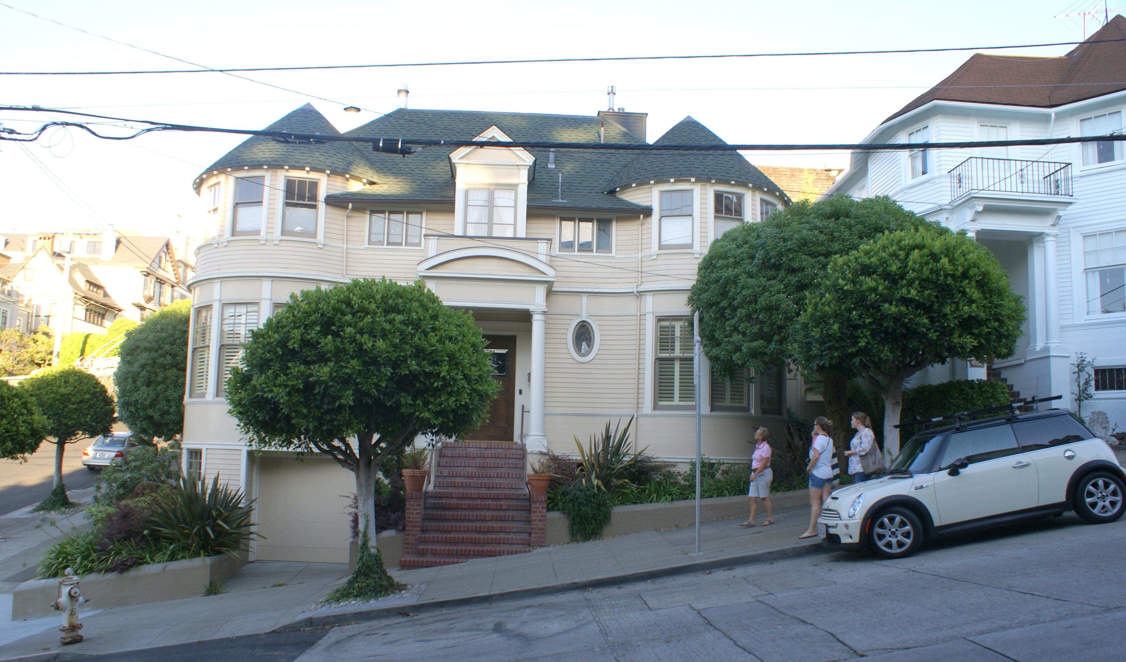 San Francisco Archive Scrapimpulse