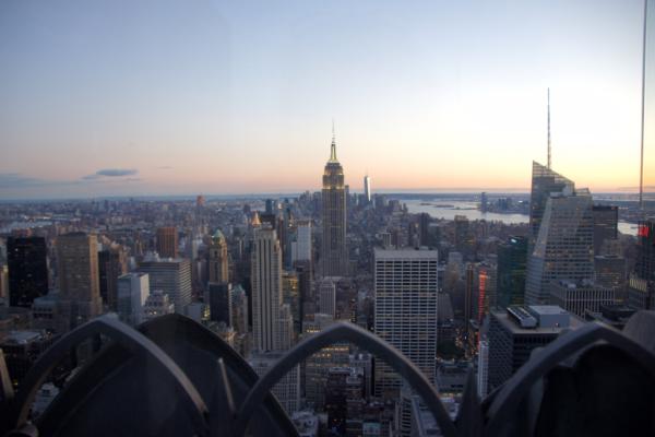 Scrap Impulse New York City Von Oben Davon Kann Man Nie