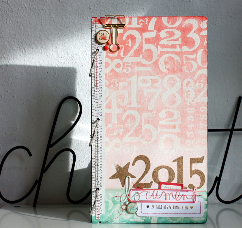 Dezembertagebuch December Daily 2015