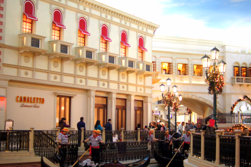 The Venetian Hotel Las Vegas
