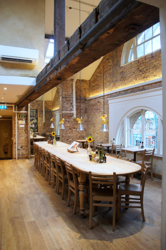 Le Pain Quotidien Covent Garden London
