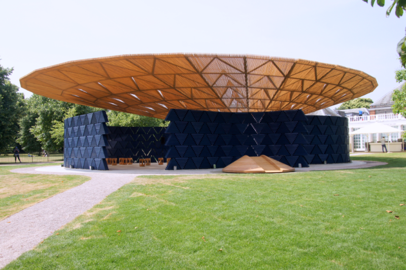 Serpentine Pavilion 2017 London