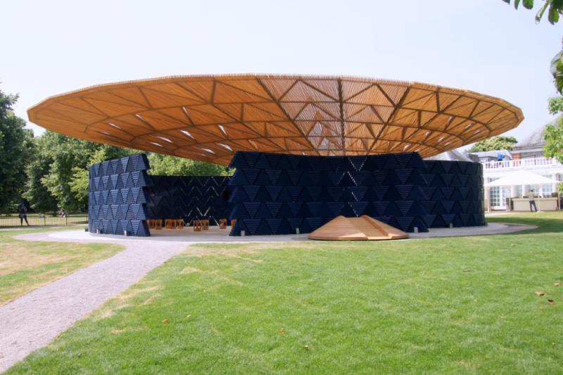 Serpentine Pavilion 2017 London