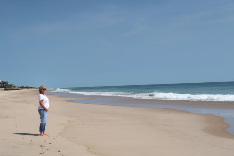 East Hampton Main Beach New York September 2017