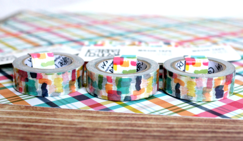 Washi Tape Simple Stories Carpe Diem