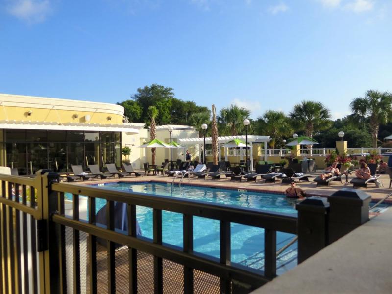 Pool Marriott Hotel Charleston