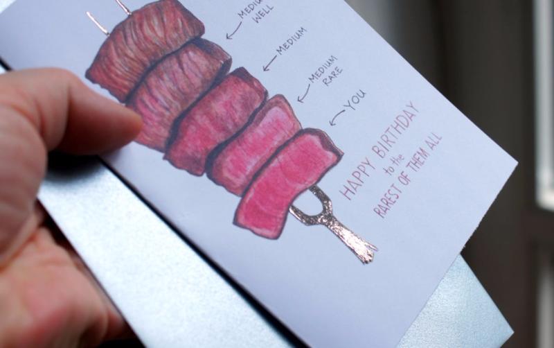 Card with Heidi Swapp Minc Effects