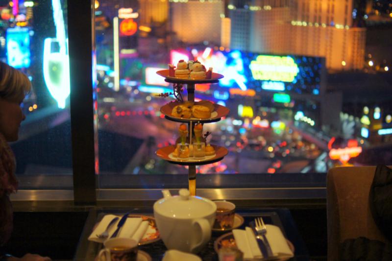 Tea Time Mandarin Oriental Las Vegas