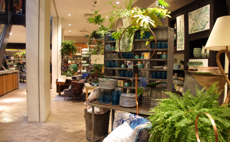 Anthropologie Regent Street London UK
