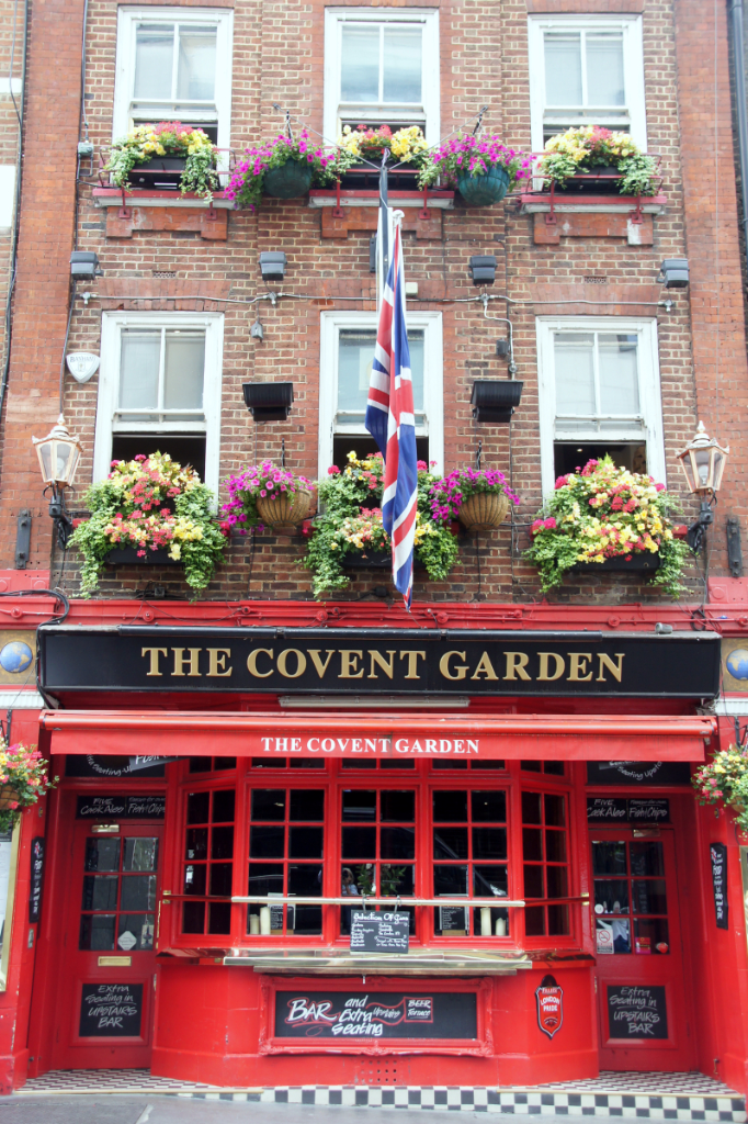 The Covent Garden Pub London