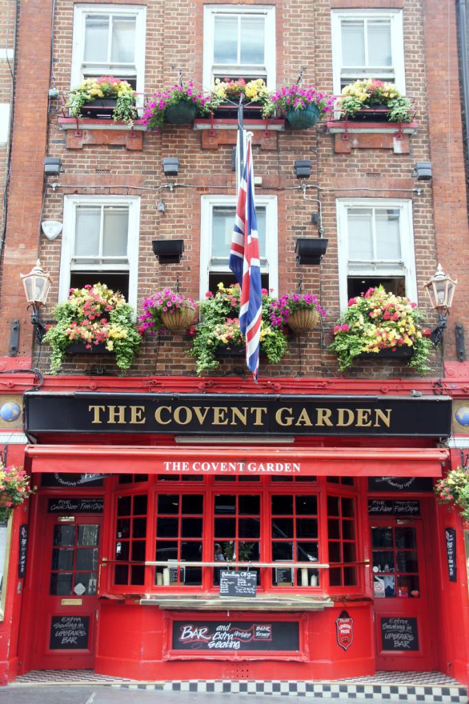 The Covent Garden Pub London