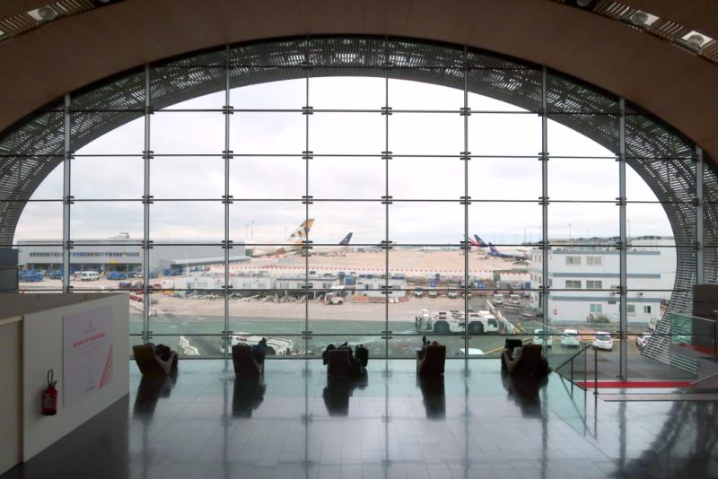 CDG Airport, Flughafen Paris