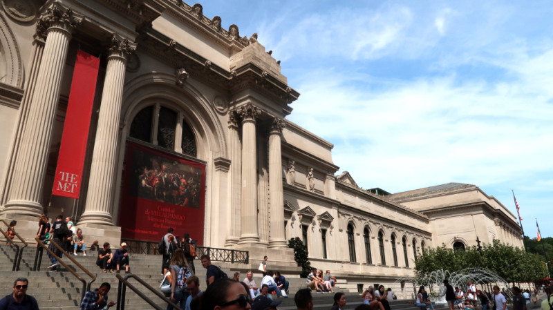 MET Metropolitan Museum of Art New York City