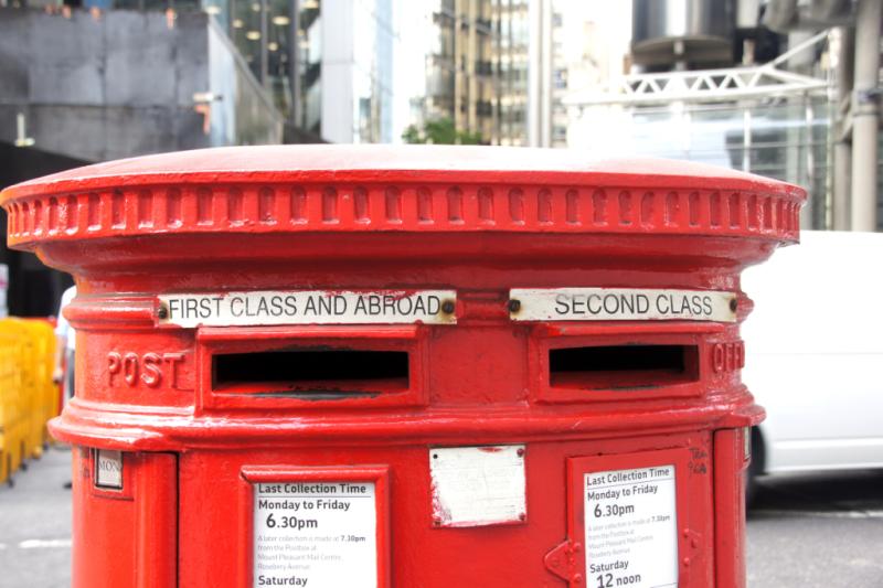 London Mailbox