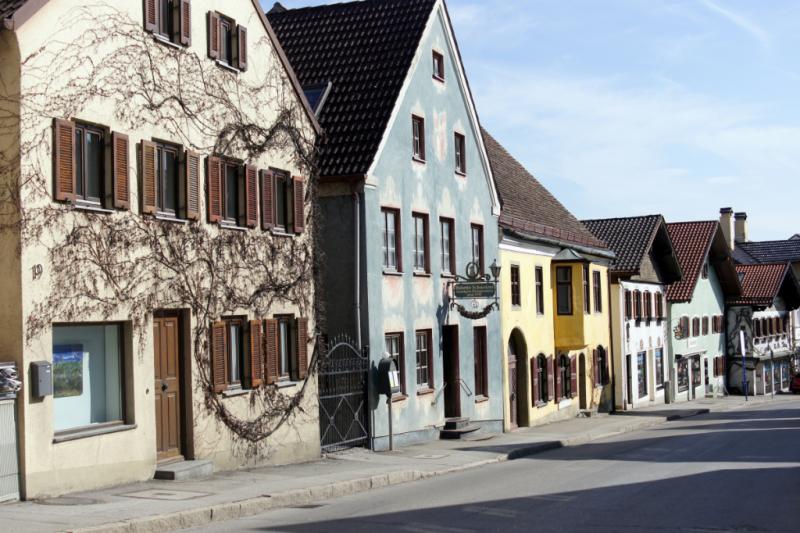 Diessen am Ammersee Bayern