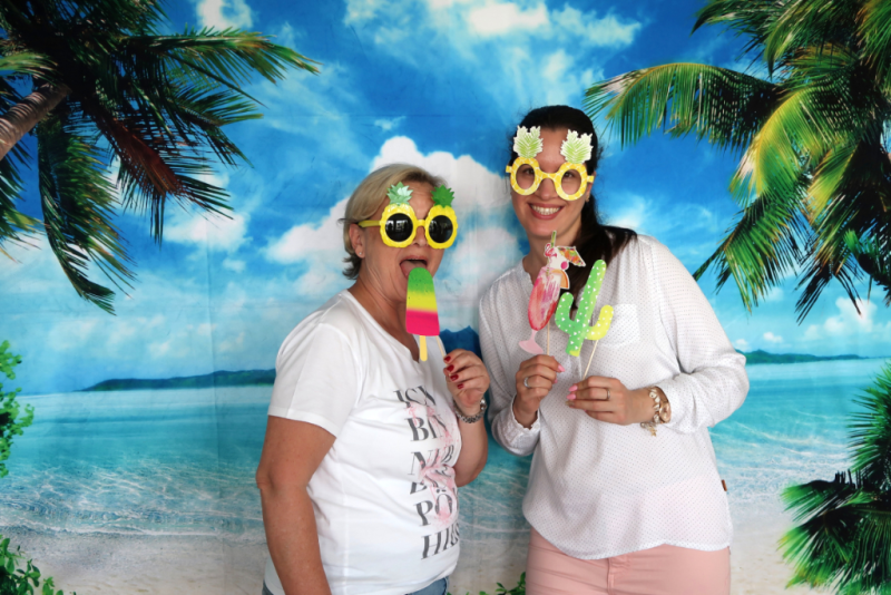 Crop Am Rhein Scrapbooking Event Caribik Photobooth