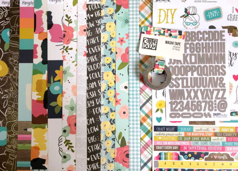Scrapbooking Workshop 27. Mai 2018 in Erkrath
