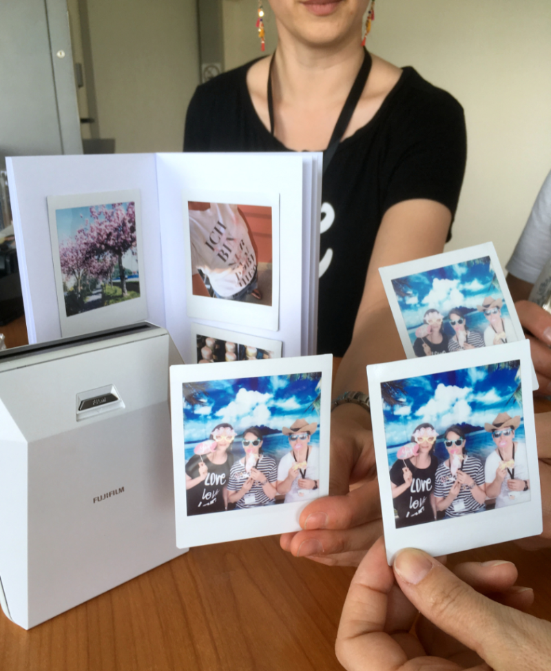 Fiji Instax Share Crop Am Rhein Scrapbooking Event Photobooth