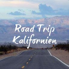 Road Trip Kalifornien