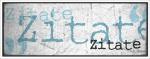 Zitate - Der Blog